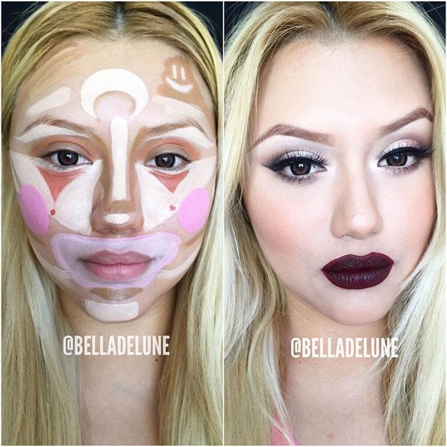 85c613c69 Para qué sirven los correctores de colores? – Maquillaje Profesional